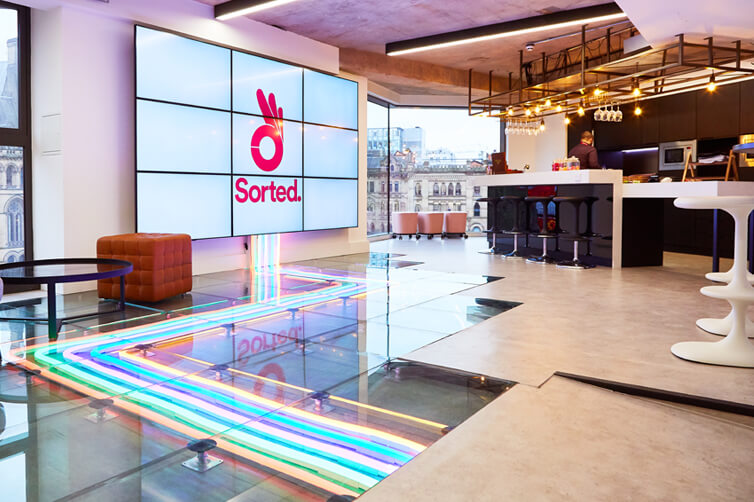 PRESS RELEASE: Sorted secures £15 million Series B investment to fund expansion.