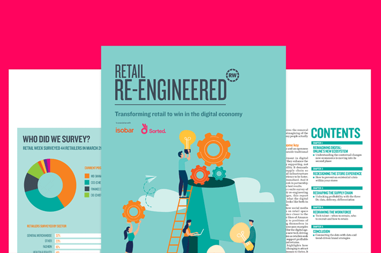 Retail re-engineered report: Transforming retail to win in the digital economy.